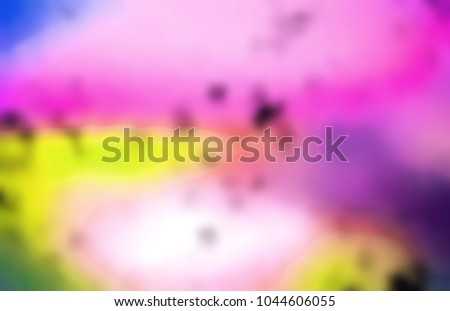 graphic design digital blur background texture colorful modern abstract #1044606055