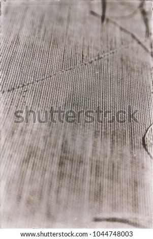 abstract texture background of a  cotton surface  and blur  #1044748003