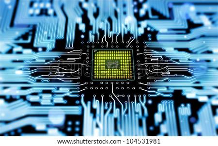 circuit board #104531981