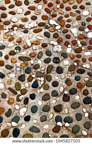 Stone floor background #1045827103