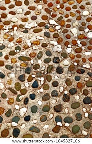 Stone floor background #1045827106