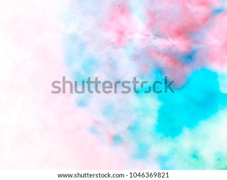 Colorful watercolor background.  #1046369821