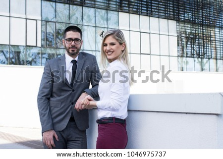 Business people. Business concept #1046975737