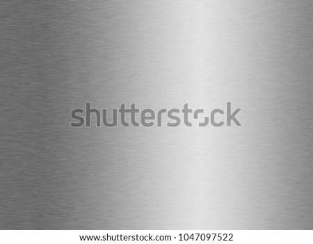 Metal steel plate or stainless texture background #1047097522
