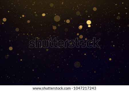 Abstract realistic bokeh background. #1047217243