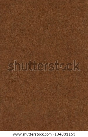 The abstract brown leather background #104881163