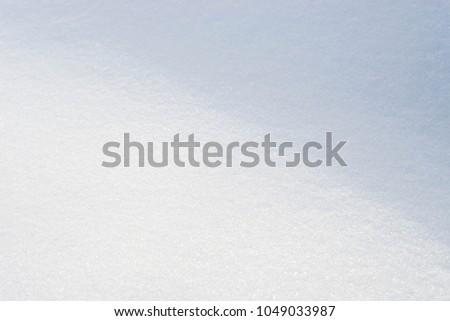 winter white snow texture background #1049033987
