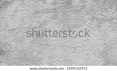 Texture of gray carpet background. Royalty-Free Stock Photo #1049142953