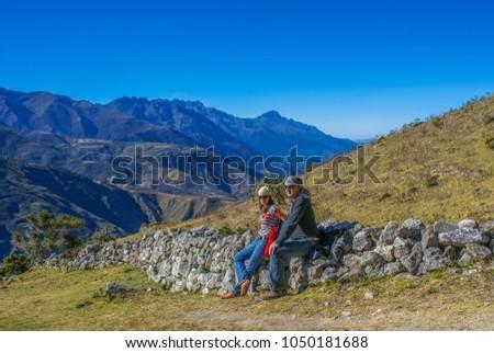 Mountains views, Venezuela, Merida state #1050181688
