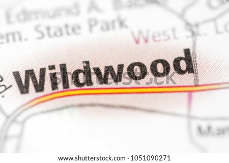 Wildwood. Missouri. USA #1051090271