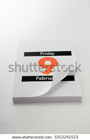 Image of Ninth february #1052242553