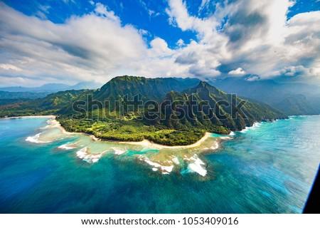 Na Pali Coast, Kauai  #1053409016