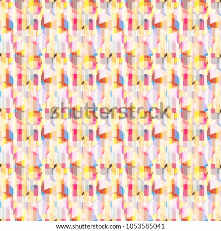 Abstract color seamless pattern for new background. #1053585041