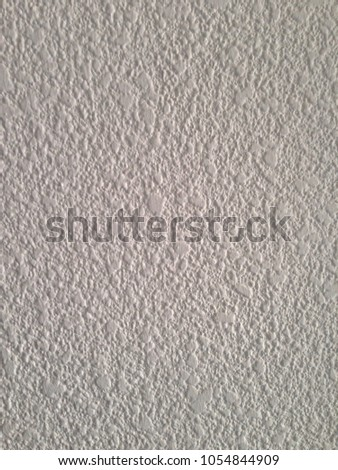 White old cement wall concrete backgrounds textured #1054844909