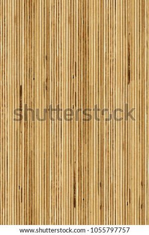 seamless texture of  plywood side section #1055797757