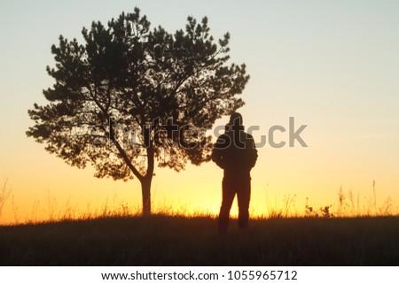 a man meets the dawn #1055965712