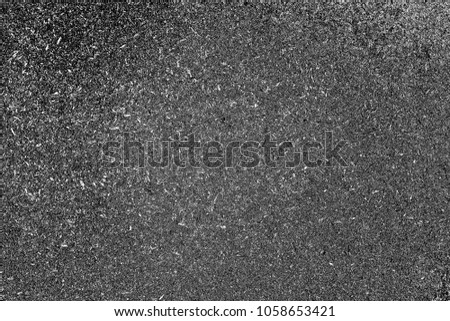 Abstract background. Monochrome texture. Image includes a effect the black and white tones. #1058653421