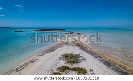 Located in The Exumas, Bahamas #1059281318
