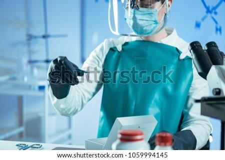 Preserving biological samples at ultra-low temperetures #1059994145