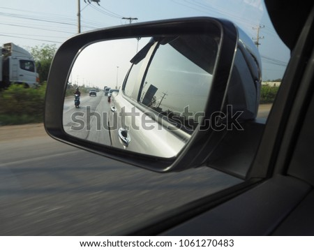 side view mirror  #1061270483