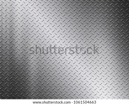 Stainless texture metal background #1061504663