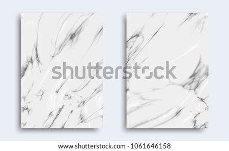 Abstract marble background. Colorful paint fluid wawes #1061646158