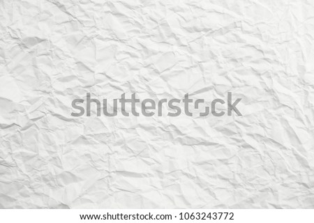 White paper texture background Royalty-Free Stock Photo #1063243772