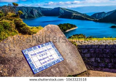 The Azores Islands, Sao Miguel, Ponta Delgada, Portugal, Europe #1063323518