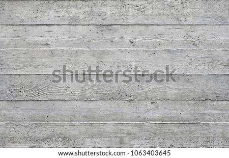 Board Formed Bare Concrete Seamless Texture #1063403645
