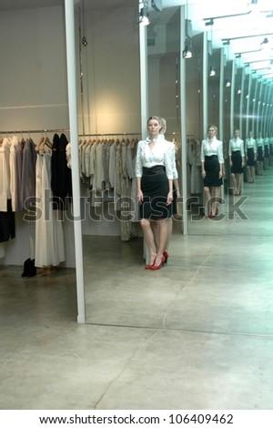 Andrea Harrison  at the Catherine Malandrino Trunk Show, Catherine Malandrino Boutique, Beverly Hills, CA 02-07-09 #106409462