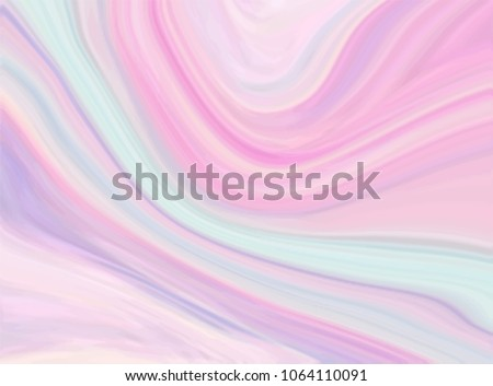 Marble texture background in pastel colors. Tender background. Vector illustration for your graphic design.