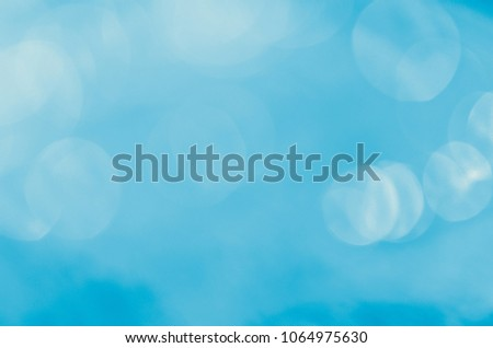 Abstract background with bright bokeh light for book cover design