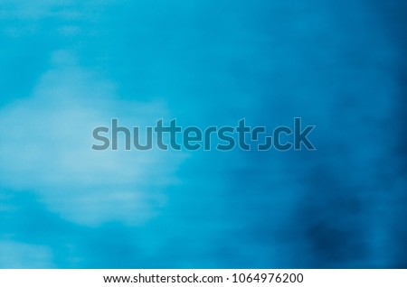 Abstract blue watercolor background for book cover or wedding card design. Pastel color for design