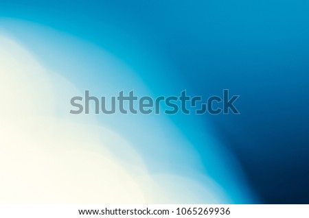 Abstract blue background with gradient for cover design or card desigh