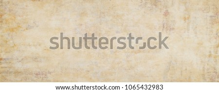 Long wide panoramic background texture in horizontal position.Background with grunge and messy