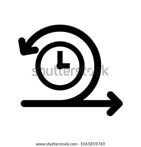 Agile icon, vector illustration