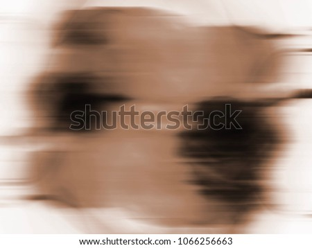 Abstract motion blur background, sepia color tone #1066256663