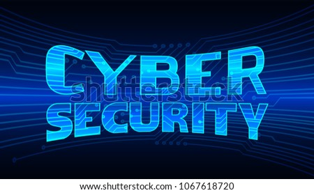 binary circuit board future technology, blue cyber monday security concept background, abstract hi speed digital internet.motion move blur ,message,Text, Fonts vector