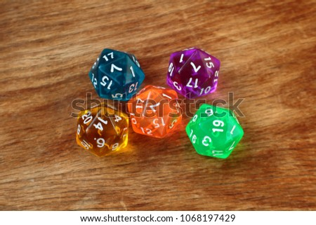 Roll Dice for Game #1068197429