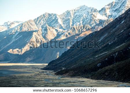 Alpine Mountain View #1068657296