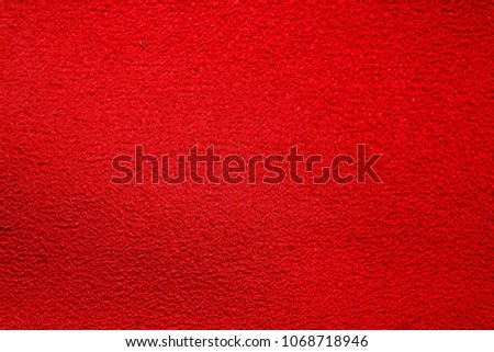 Passionate shiny red tissue background. High resolution photo.
