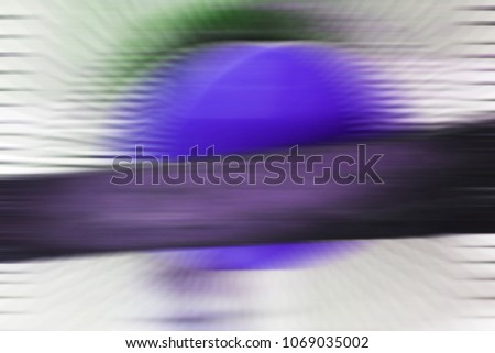 Abstract motion blur background #1069035002