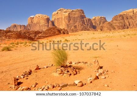 Wadi Rum desert, Jordan #107037842