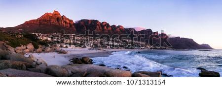 Twelve apostles Cape Town #1071313154