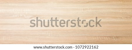 wood texture background, light oak wooden planks pattern table top view Royalty-Free Stock Photo #1072922162
