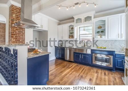 Beautiful Updated Kitchen #1073242361
