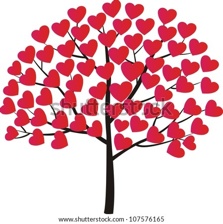 Valentine tree for you