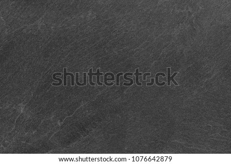 Dark grey black slate background or texture. #1076642879