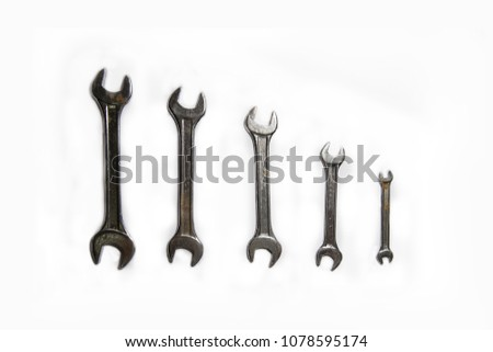 Wrench multiple sequence  #1078595174