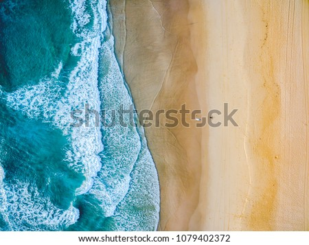 Ocean View Beach Royalty-Free Stock Photo #1079402372